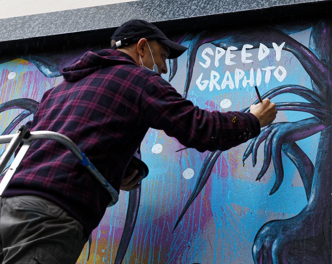 Speedy Graphito - 10